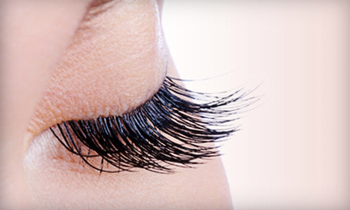 Klutch Cosmetics - Multiple Locations: Eyebrow Wax and Sculpting or Eyelash Extensions at Klutch Cosmetics (Half Off)