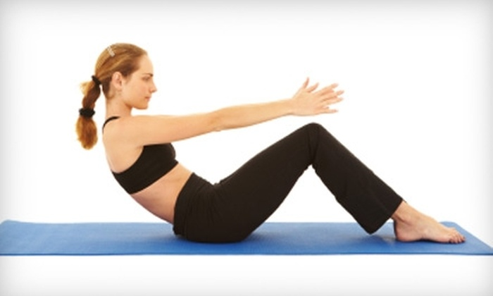 Core Pilates - Louisville: $20 for Five Pilates, Yoga, or Dance Classes at Core Studios
