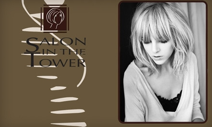 Salon in the Tower - Clarence: $30 for $60 Worth of Salon and Spa Services at Salon in the Tower