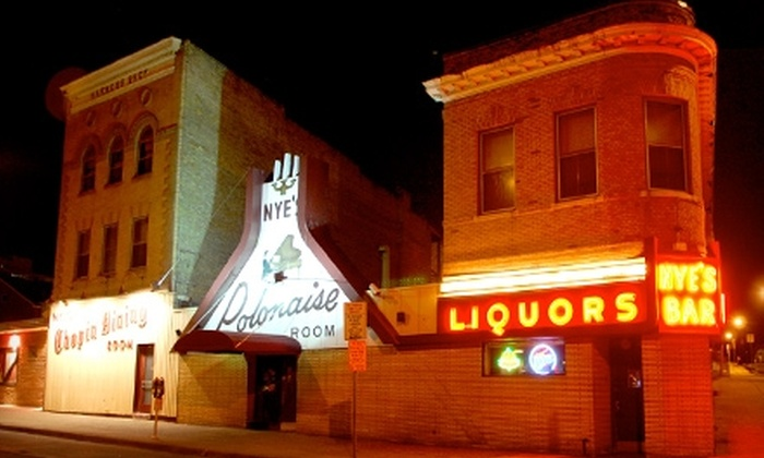 Nye's Polonaise Room - Nicollet Island: $25 for $50 Worth of Upscale Polish and American Fare at Nye's Polonaise Room