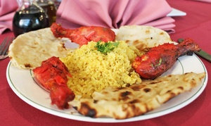 Wild Cook's Indian Grill: Indian Dinner for Two or Four, or $16 for $30 Worth of Indian Cuisine at Wild Cook's Indian Grill