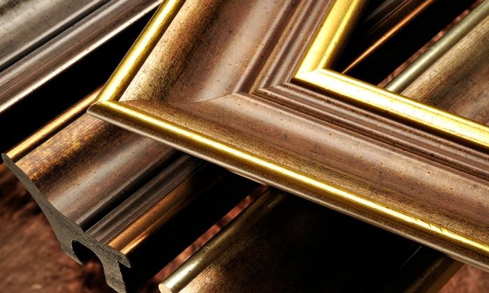 Atlantis Fine Framing - Calgary: $123 for $245 Worth of Framing — Atlantis Fine Framing and Studio LTD