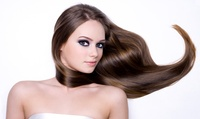Half or Full Head of Hair Extensions at Beauty at Ziba (Up to 67% Off)