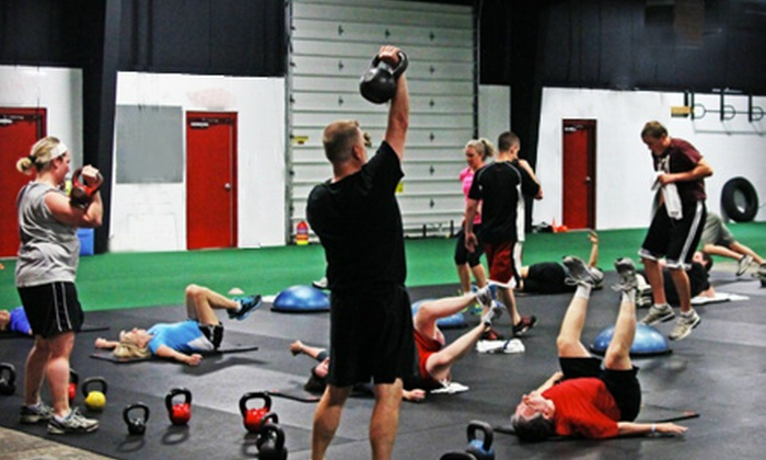 Evolve - Medina: 10 Fitness Classes or One Month of Unlimited Classes at Evolve (Up to 77% Off)
