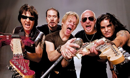 Rockesha Music Festival featuring Warrant, Quiet Riot, and Lita Ford at Waukesha County Expo Grounds (Up to 51% Off)