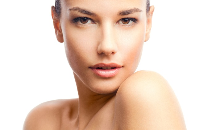 Healthway Aesthetics - Lower Manhattan: Radio Frequency Nonsurgical Facelift at Healthway Aesthetics (Up to 62% Off). Two Options Available.