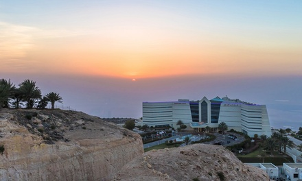 Ramadan Stay 1 Night for Two with Breakfast and Optional All Inclusive at 4* Mercure Grand Jebel Hafeet Al Ain Hotel