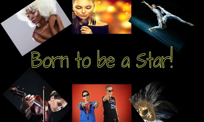 Born To Be a Star - Mady Center For The Performing Arts: Up to 52% Off Registration for Variety Talent Show at Born To Be a Star
