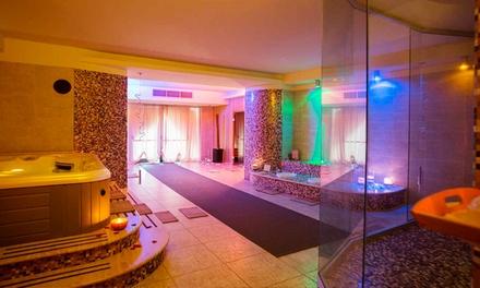 Rituale dei sensi nella spa da abbinare a massaggio ayurvedico o cena da Garden Spa (sconto fino a 50%)