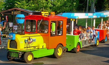 $31 for a Family Fun-Day Package for Up to Five at Yogi Bear's Jellystone Park Resort (Up to $60 value)