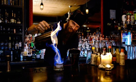 $29} forOne 2- to 2.5-Hour Breaking the Ice Bartending Class from BartenderOne ($99 Value)
