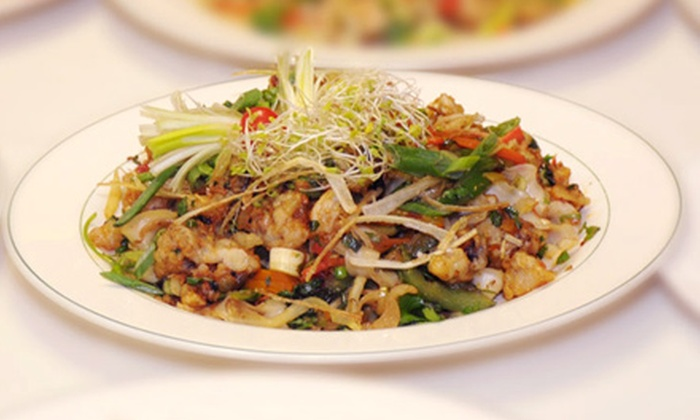 Bordoloi's Asian Fusion - Sayreville: Chinese- and Thai-Fusion Food for Two or Four at Bordoloi's Asian Fusion (Up to 52% Off)