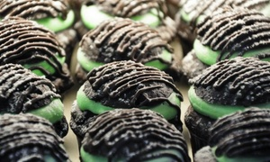 Sweet Spot Bakery: Cupcakes, Cookies, and Desserts at Sweet Spot Bakery (Up to 50% Off). Three Options Available.
