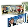 Donald J. Trump 45th President of the United States $2 Bill