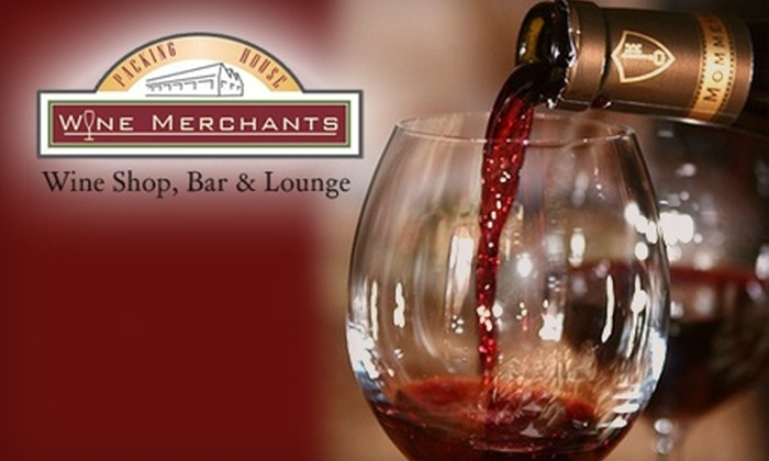 Packing House Wine Merchants - Claremont: $20 for $40 Worth of Wine and Light Fare at Packing House Wine Merchants