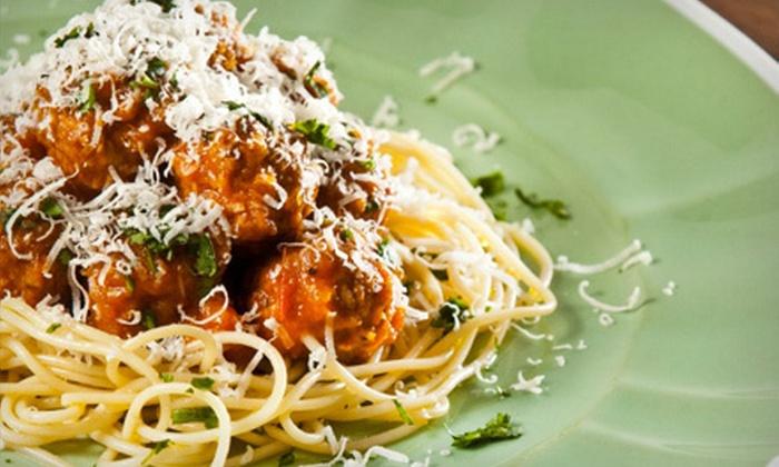 Riggio's Restaurant - Niles: $10 for $20 Worth of Italian Cuisine at Riggio's Restaurant in Niles