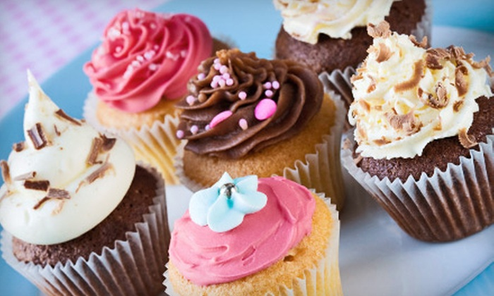 Star Cakes - Springfield: $12 for One Dozen Cupcakes at Star Cakes ($30 Value)