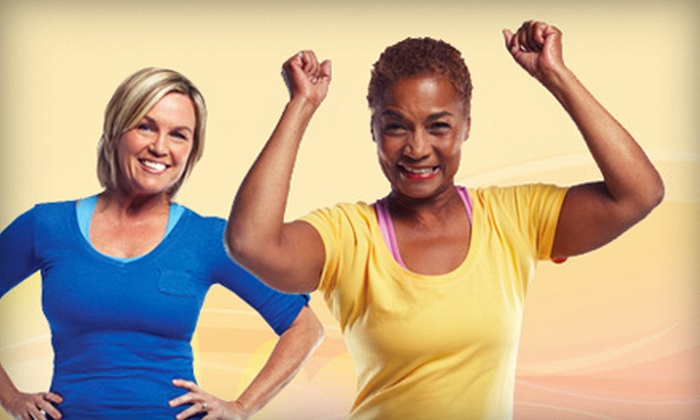 Northwest Curves - Multiple Locations: $20 for a One-Month Membership and Two Curves Circuit with Zumba Classes at Northwest Curves ($99 Value)