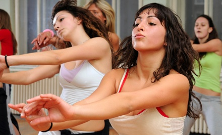 6 Zumba Classes (a $48 value) - A Pole New You in Frederick