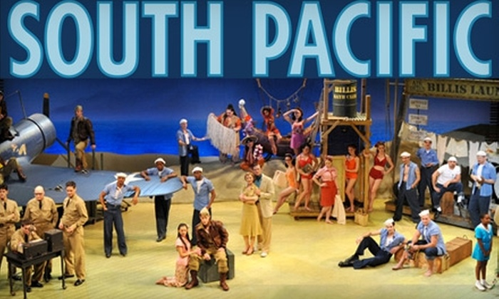 """South Pacific"" - Central Business District: $39 Ticket to ""South Pacific"" at Aronoff Center for the Arts ($72.89 Value). Four Dates Available."
