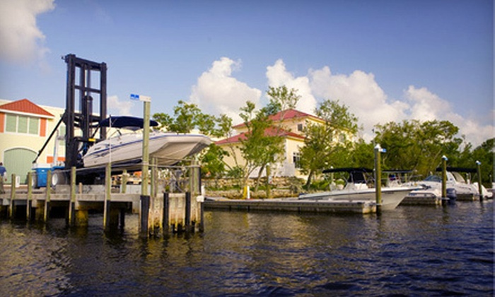 Destination Boat Clubs - Multiple Locations: $499 for a Three-Month Boat-Club Membership from Destination Boat Clubs ($1,175 Value)