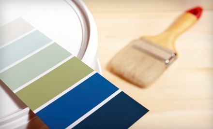Painting Services for 1 Room Up to 10'x12'x8' or 400 Square Feet in Size (a $225 value) - J.B. Painting, LLC in