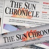 """Up to 55% Off """"Sun Chronicle"""" Subscriptions"""