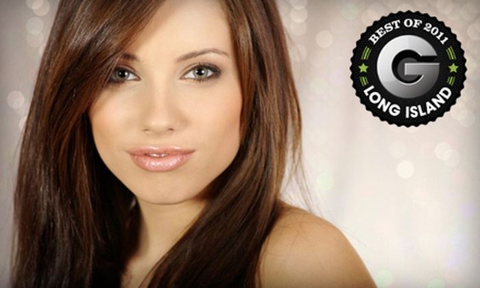 Cactus Salon & Spa - Multiple Locations: Haircare Packages at Cactus Salon & Spa (Up to 56% Off). Four Options Available.