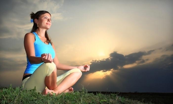 Prana Yoga Studio - Dechene: $29 for a Five-Class Pass at Prana Yoga Studio ($75 Value)