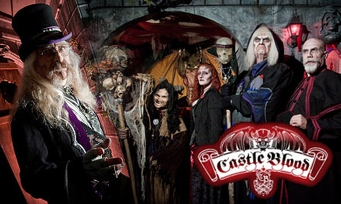 Castle Blood - Beallsville: $6 for One Regular Pass to Castle Blood ($13 Value)