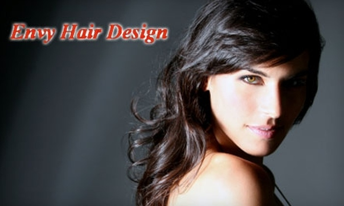 Envy Hair Design - Riverside: $50 for $100 Worth of Salon Services at Envy Hair Design