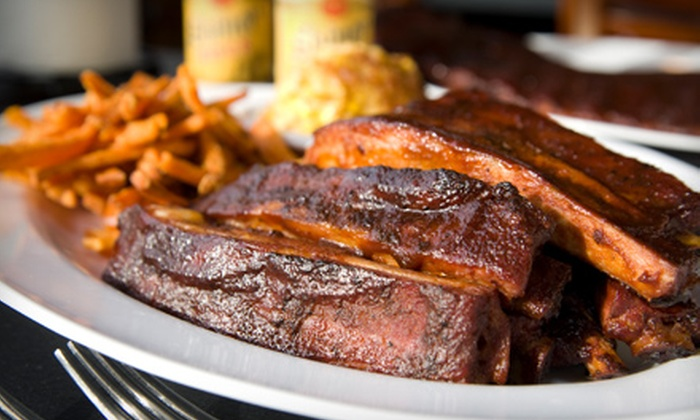 Patty's Pig 'n' Pit - Hilton Head Island: $10 for $20 Worth of Barbecue Fare at Patty's Pig 'n' Pit in Hilton Head