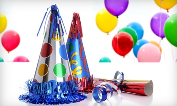 Party Warehouse - Multiple Locations: $10 for $20 Worth of Party Supplies and More at Party Warehouse. Three Locations Available.