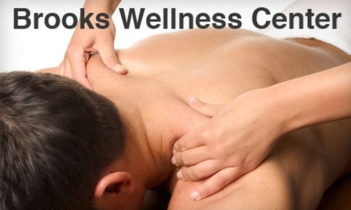 Brooks Wellness Center - 50 Penn West: $29 for a One-Hour Swedish or Deep-Tissue Massage at Brooks Wellness Center ($65 Value)