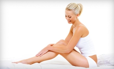 Caruna Spa & Wellness Center: 6 Laser Hair-Removal Treatments on a Medium Area (Full Face, Neck, Full Bikini, Half Arm, Half Arm with Hand, Half Leg, Half Leg with Feet, or Buttocks) - Caruna Spa & Wellness Center in Miami