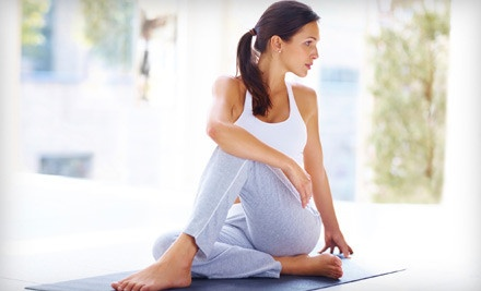 1 Month of Unlimited Yoga and Fitness Classes (a $50 value) - Source Studio in Riverside