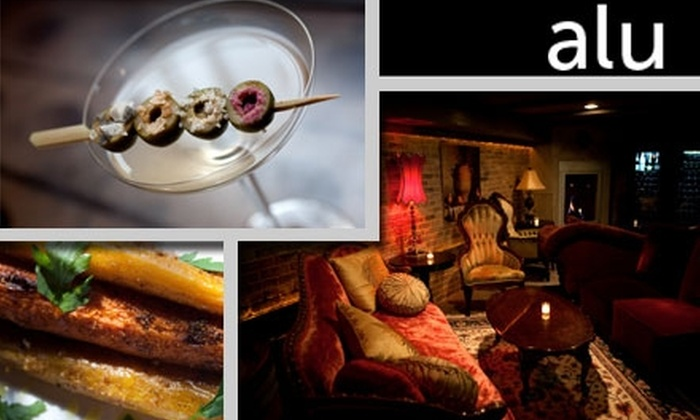 Alu Wine Bar - Eliot: $20 for $40 Worth of Pours and Plates at Alu Wine Bar