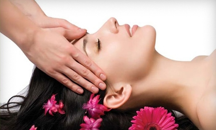 Bliss Hair Salon & Day Spa - Chapel Hills: $39 for a Rejuvenating Facial or Massage at Bliss Hair Salon & Day Spa in Douglasville