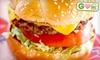 US Cafe - Lindbergh - Morosgo: $5 for Two Super US Burgers at US Cafe ($10.98 Value)
