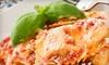 Suparossa Ristorante Italiano & Pizzeria-Central - Multiple Locations: $15 for $30 Worth of Italian Fare from Suparossa
