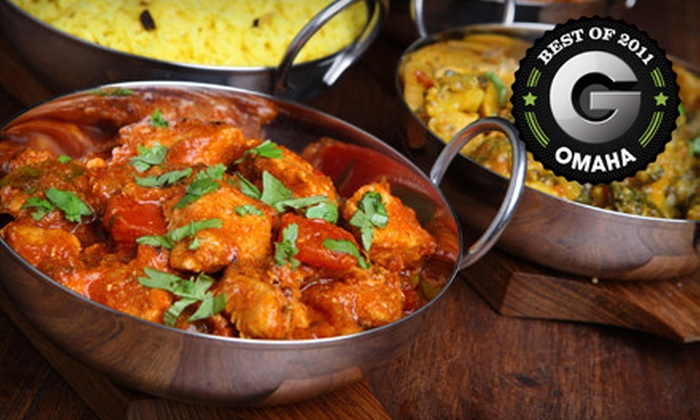 Dhaba Indian Cuisine - Northwest Omaha: Authentic Indian Fare for Lunch or Dinner at Dhaba Indian Cuisine (Up to 55% Off)
