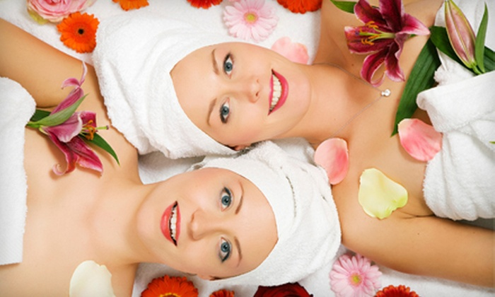 Zespa - Northwest Side: $350 for a Spa Party for Six at Zespa ($899 Value)