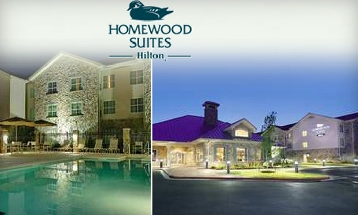 Homewood Suites by Hilton Oklahoma City - Central Oklahoma City: $69 for a King Studio Suite or King One-Bedroom Suite at Homewood Suites