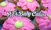(CLOSED OOB) PJ's Baby Cakes-CLOSED - University Place: $6 for a Dozen Signature Cupcakes at PJ's Baby Cakes