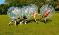 Zorb Football Chester: One-Hour Match For Up to 10 People for £135 (33% Off)