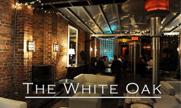 The White Oak - Louisville: $20 for $40 Worth of Farm-Fresh Southern Cuisine and Drinks at The White Oak