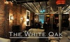 OOB The White Oak CLOSED - Phoenix Hill: $20 for $40 Worth of Farm-Fresh Southern Cuisine and Drinks at The White Oak