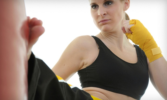 Florida Martial Arts and Fitness Center - Ocala: $35 for an Intro Lesson and 10 Fitness or Self-Defense Classes at Florida Martial Arts and Fitness Center ($163 Value)