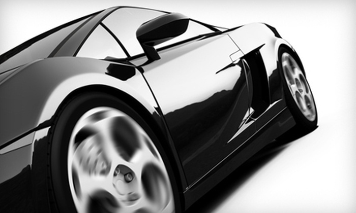 Donaldson Autosport - Akron / Canton: Basic Interior and Exterior Detailing for a Car, Truck, or Van at Donaldson Autosport in Hudson (Up to 66% Off)