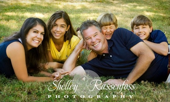 Shelley Rassenfoss Photography - Louisville: $69 for a One-Hour Photo Shoot and Five Prints at Shelley Rassenfoss Photography in Shelbyville (Up to $418 Value)